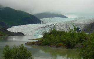 Alaska Ice Glacier wallpapers and stock photos