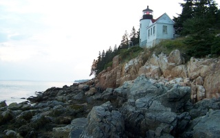 Random: Maine Lighthouse