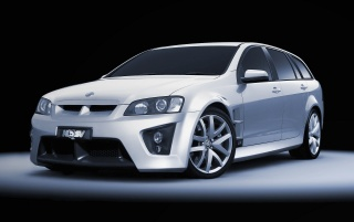 Holden HSV Tourer wallpapers and stock photos