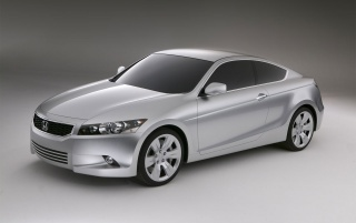 Random: Accord Coupe concept