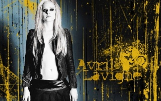 Avril Lavigne - Wallpaper wallpapers and stock photos