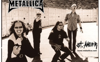 Previous: Metallica - Wallpaper
