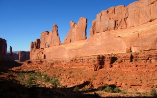Arches Park wallpapers and stock photos