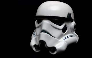 Random: Trooper helmet