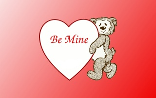Valentine bear wallpapers and stock photos
