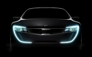Kia Sports concept wallpapers and stock photos