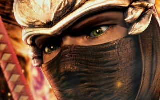 Ninja Gaiden face wallpapers and stock photos