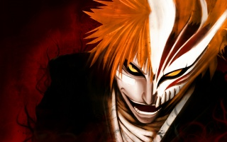 Bleach Hollow Ichigo wallpapers and stock photos