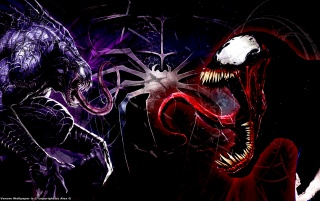 Random: VeNoM wallpaper