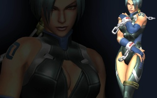 Bloody Roar 4 girl 2 wallpapers and stock photos