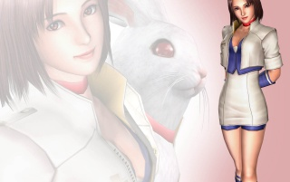 Bloody Roar nice girl wallpapers and stock photos