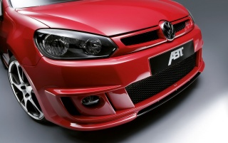 ABT Golf headlights wallpapers and stock photos