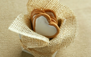 Heart cookies wallpapers and stock photos