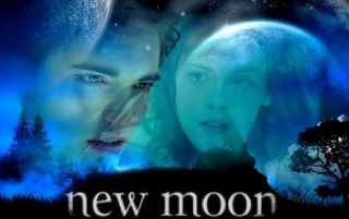 Edward & Bella 2 wallpapers and stock photos