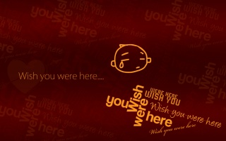 Wish you were here wallpapers and stock photos