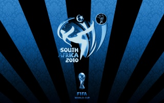 World Cup Blue 2 wallpapers and stock photos