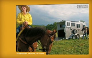 Featherlite Horse Trailers wallpapers and stock photos