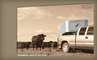 Featherlite Livestock Trailers wallpapers and stock photos