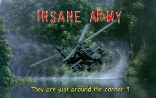 Insane Army Around the Corner wallpapers and stock photos