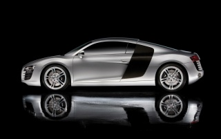 Previous: Silver R8 reflection