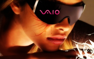 Vaio ad wallpapers and stock photos