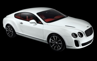 White Bentley side wallpapers and stock photos