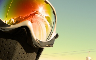 On ski wallpapers and stock photos