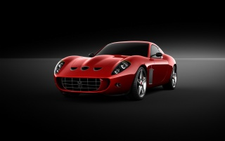 599 GTO front wallpapers and stock photos