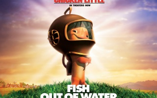 Next: Chicken Little fish