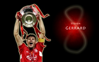 Steven Gerrard wallpapers and stock photos