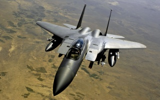 Next: F 15 front