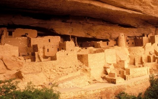 Anasazi Ruins wallpapers and stock photos
