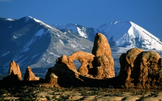 Arches National Park wallpapers and stock photos