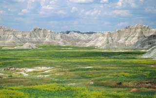 Badlands Park wallpapers and stock photos