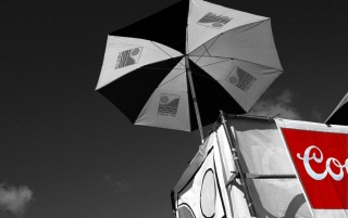 Greyscale umbrella wallpapers and stock photos