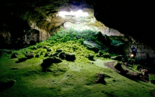 Laba tube cave wallpapers and stock photos