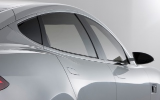 Tesla S Fenster wallpapers and stock photos