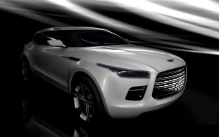Lagonda front wallpapers and stock photos