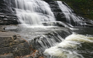 Cane Creek Falls wallpapers and stock photos
