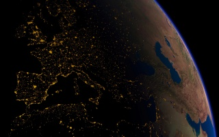 Previous: Earth at night