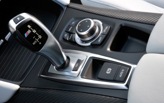 Previous: BMW X6 M gearshift