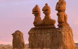 Random: Goblin Valley
