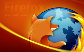 Firefox logo wallpapers and stock photos