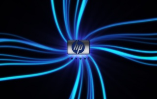 HP Invent blue wallpapers and stock photos