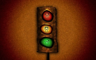 Funny traffic light wallpapers and stock photos
