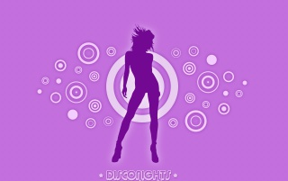 Disco nights purple wallpapers and stock photos
