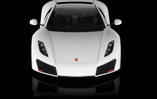 GTA Spano frente wallpapers and stock photos