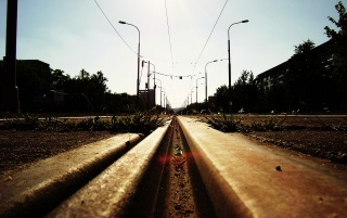 TramWay wallpapers and stock photos