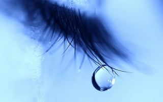 Blue tear wallpapers and stock photos
