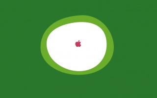 Random: Small Apple logo